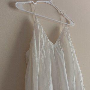 Missguided petite trapeze mini dress_0